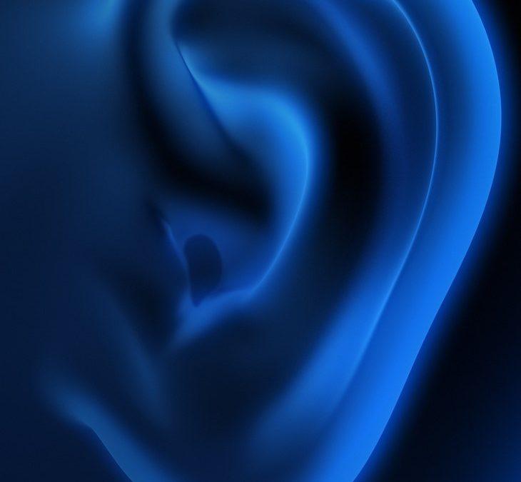 Wenn das Ohr pfeift