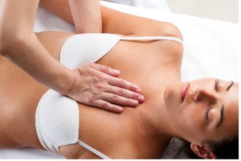 Osteopathie und Berührung